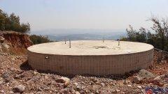 水池防水堵漏施工案例