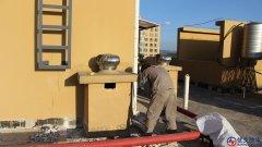 屋顶局部漏水防水补漏施工方案