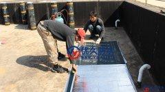 屋面防水施工质量验收规范